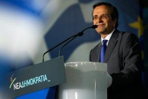 Greece's Antonio Samaras